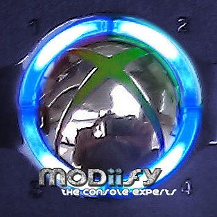 LED Mod Kit Xbox 360 Controller Player ROL (Blue)